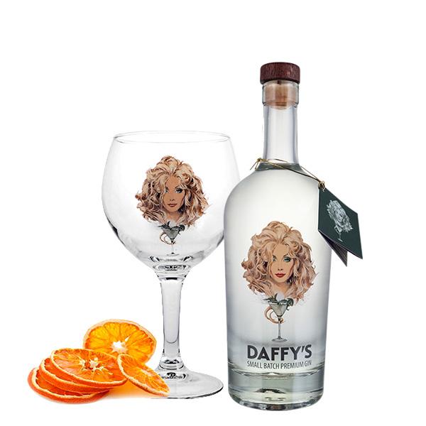 Daffys Copa Naranja