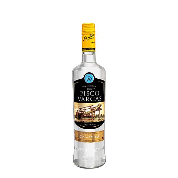 Pisco Vargas Ica Perú 750 ml
