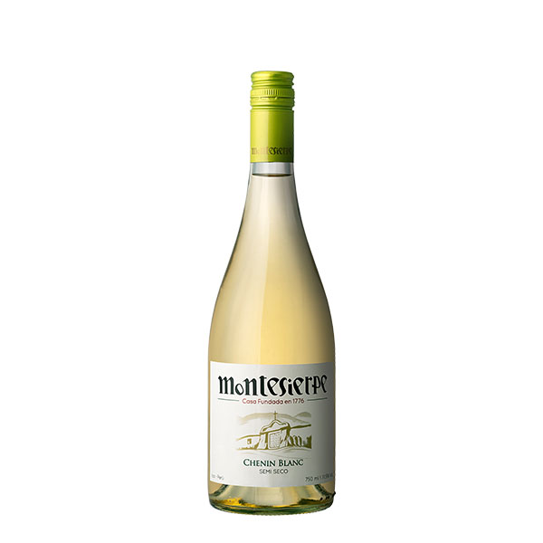 Vino Montesierpe Chenin Blanc Semi Seco 750 ml