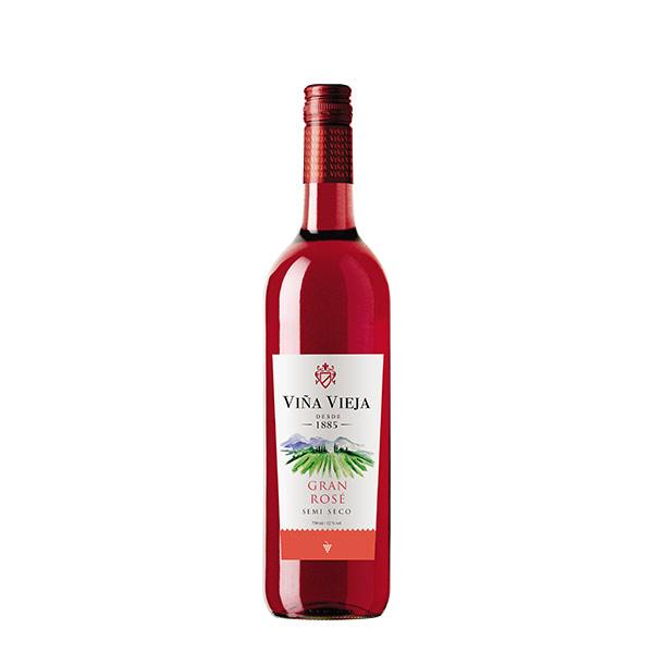 Vino Viña Vieja Gran Rose 750 ml