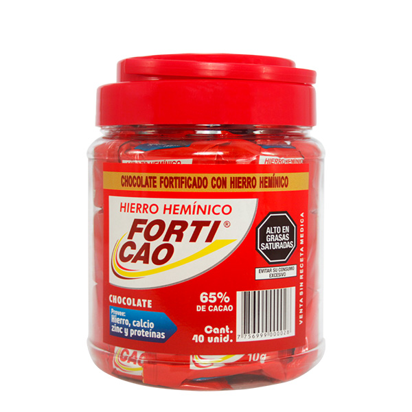 Forticao Chocolate