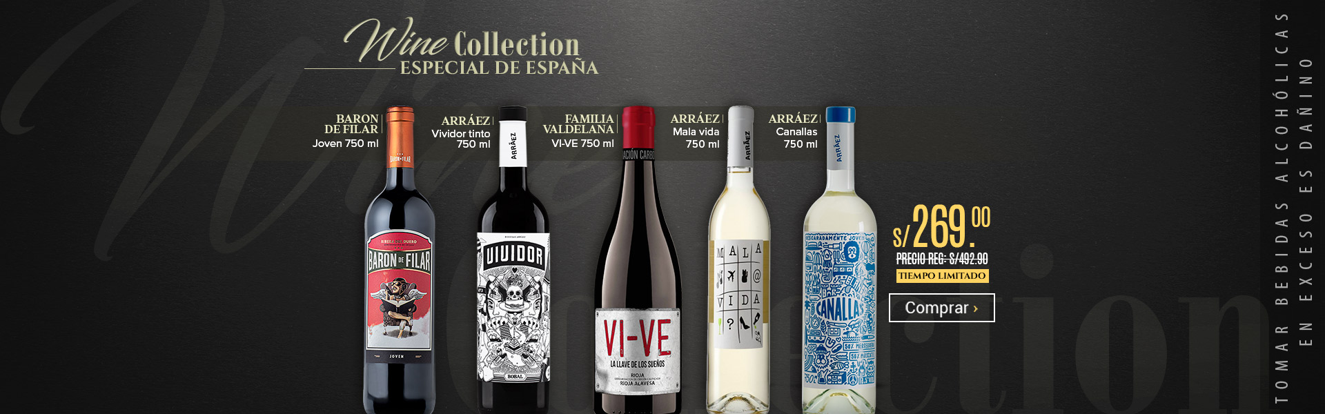 Especial de España