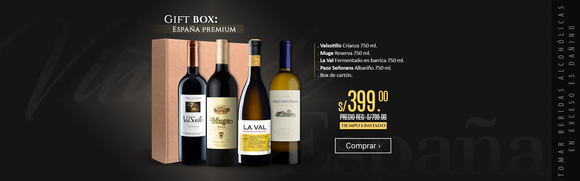 Gift Box España Premium