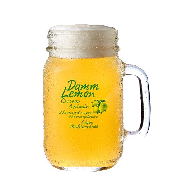 Lemon Damm Jarro