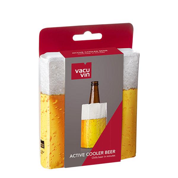 Vacuvin funda enfriadora cerveza active cooler modelo beer