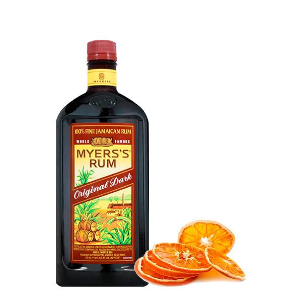 ron myers naranja deshidratada
